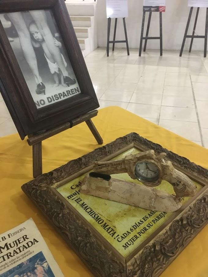 Museo del nunca jamás exposición renacer familia está en Soatá