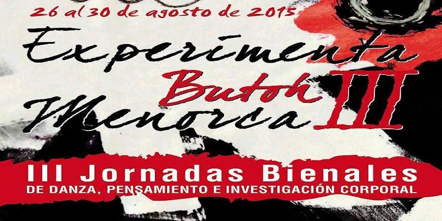 EXPERIMENTA BUTOH MENORCA 2015