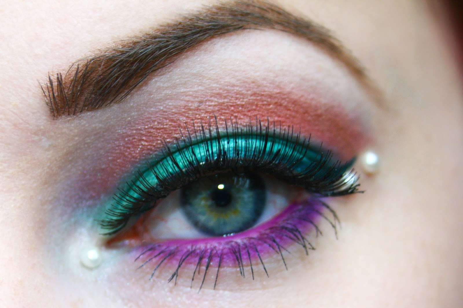 pics for gt ariel eye makeup