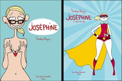 Joséphine BD Pénélope Bagieu, Ma vie est tout à fait fascinante