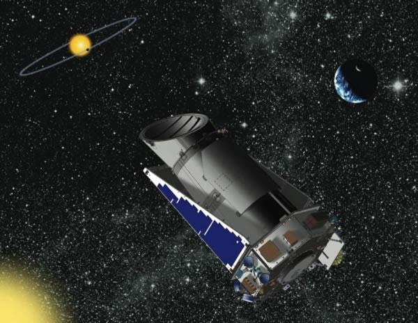 Telescopio Keplero