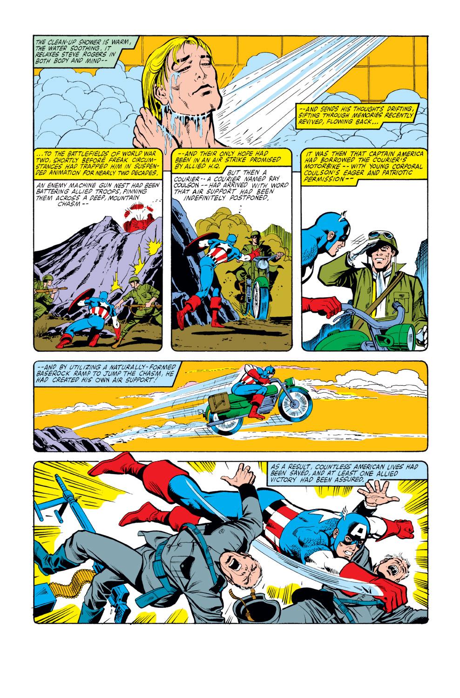 Captain America (1968) Issue #259 #174 - English 7