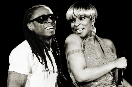 mary j blige someone to love me album cover. Lil Wayne will join Mary J.