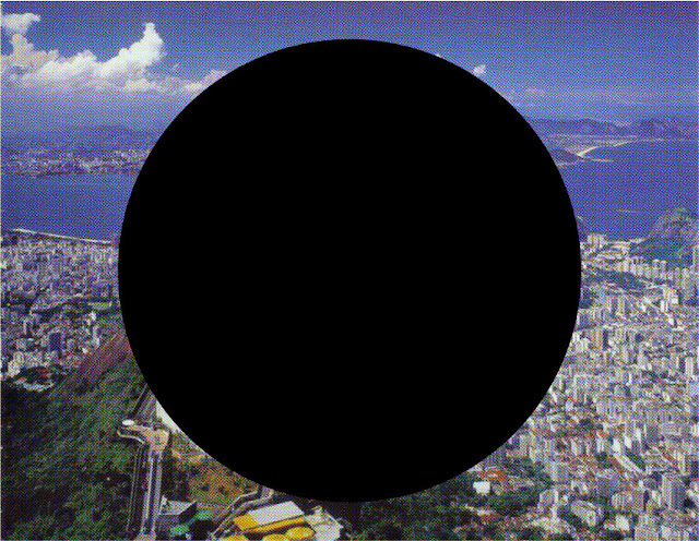 Big Black Hole