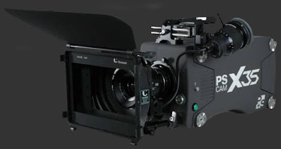 The new PS-Cam X35 unveiled at Cine Gear 2011