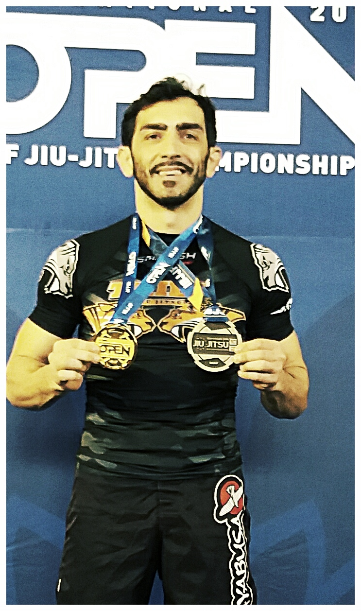 ROMA OPEN 2016 ORO EUROPEO NO GI BRONZO
