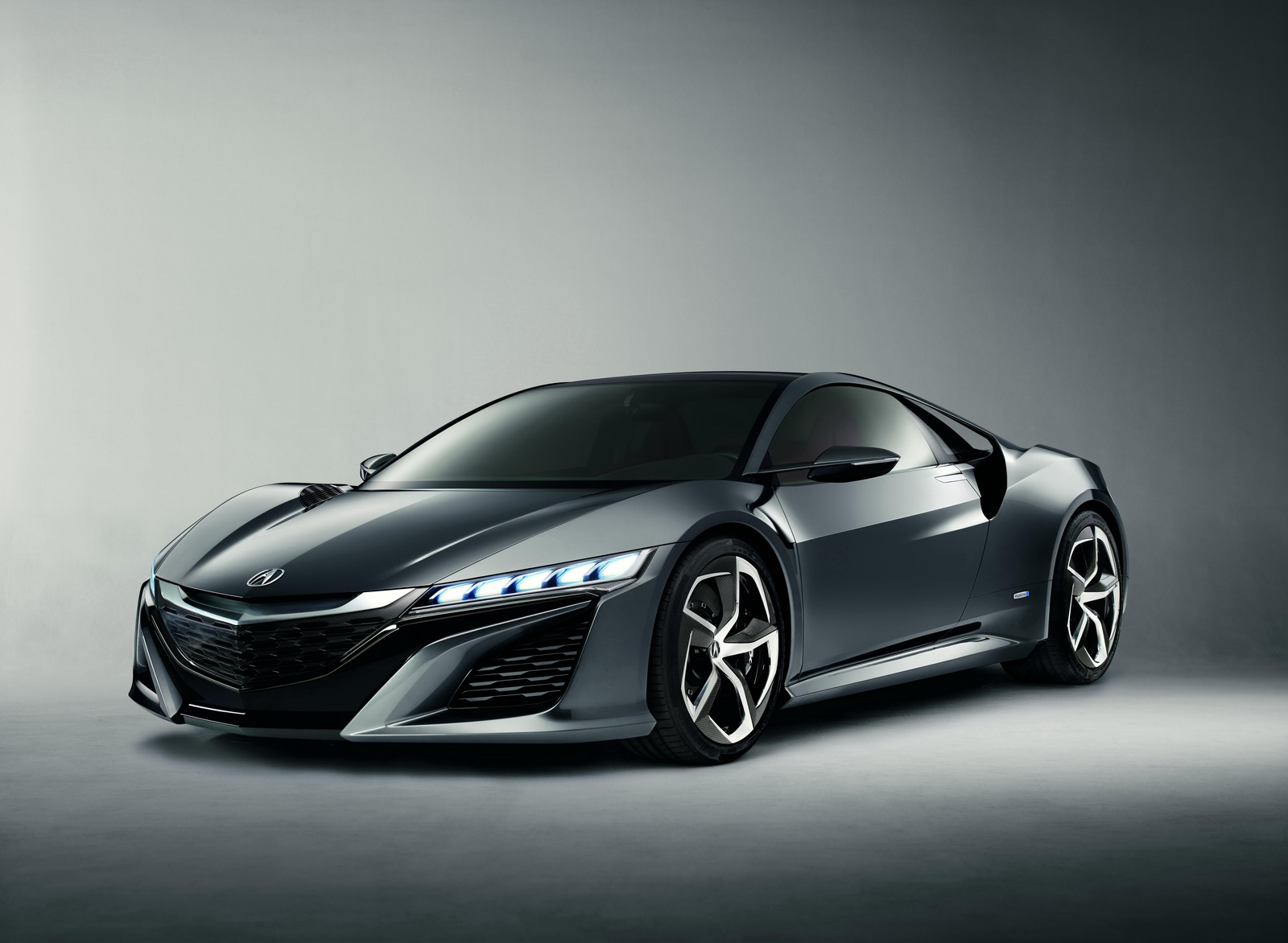 acura unveiled a new nsx concept. Black Bedroom Furniture Sets. Home Design Ideas