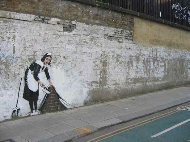 Graffiti Bansky