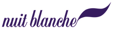 Logo Nuit Blanche by Velop