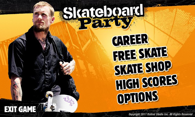Download Mike V: Skateboard Party HD v.1.2.5 Apk Full + Mod [Unlimited/Unlocked]