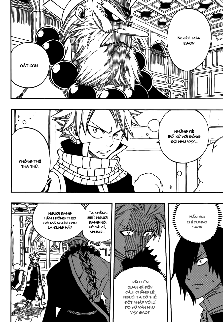 Fairy Tail chap 283 page 3 - IZTruyenTranh.com
