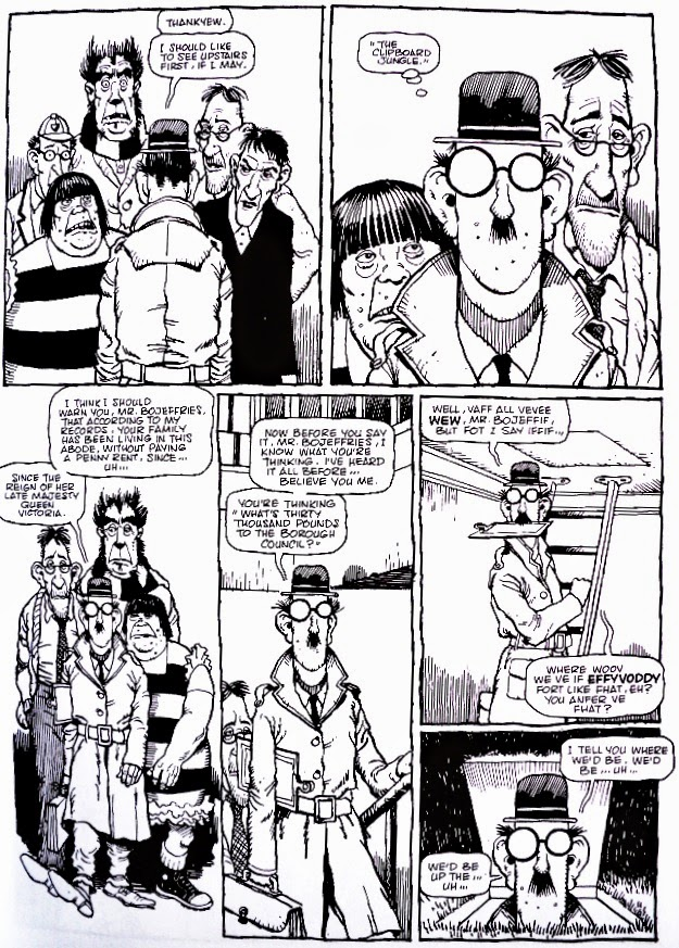 The Bojeffries Saga - Alan Moore Steve Parkhouse