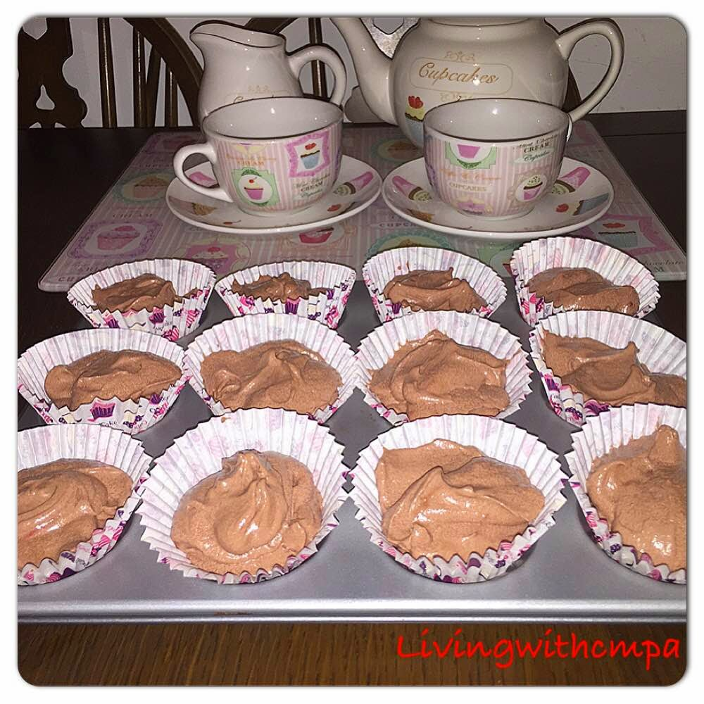 Dairy Free, Soy Free and Nut Free Red Velvet Cupcakes With Cream Cheese Icing, living with cow's milk protein allergy