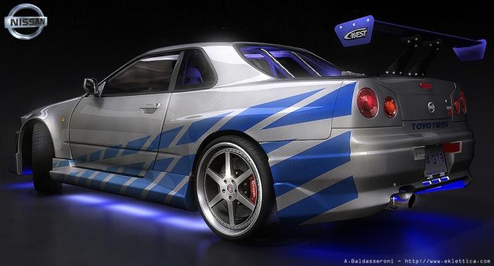 Nissan skyline gtr r34 wallpaper nissan skyline gtr r34 wallpaper