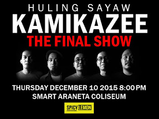 Kamikazee Huling Sayaw