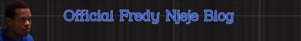 Fredy Njeje Blog