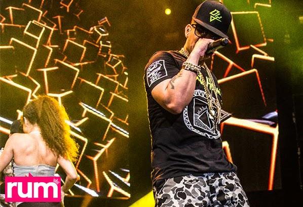 Daddy Yankee Salón de la Fama de la Música de Puerto Rico Realeza Urbana Magazine