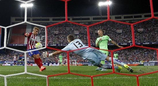 Atlético de Madrid 2 x 0 Getafe - Campeonato Espanhol(La Liga) 2015/16