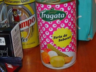 Feria de sabores, Fragata