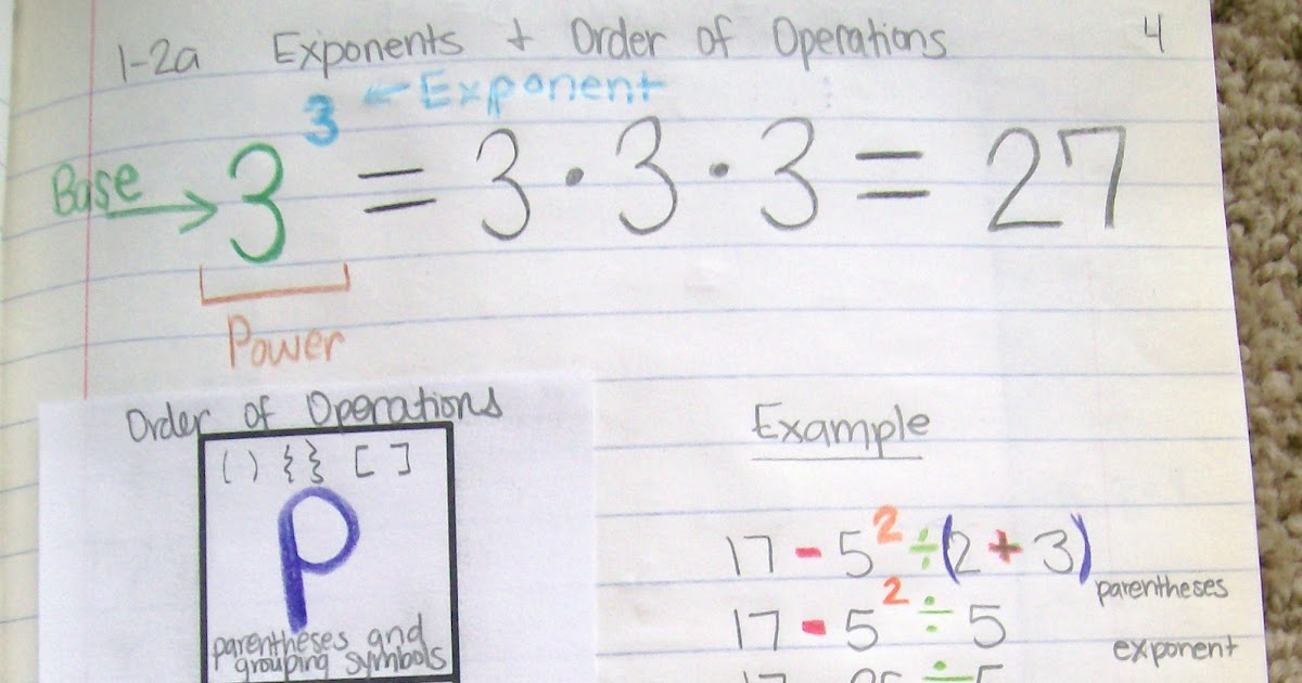 order of operations pemdas foldable and graphic organizer template
