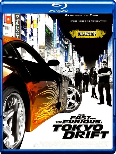 The Fast and the Furious Tokyo Drift 2006 Dual Audio BrRip HEVC Mobile 100mb , Fast and furiou 3 the tokyo drift 2006 hindi dubbed brrip small size hd hevc mobile format movie free download 100mb movie world4ufree.cc