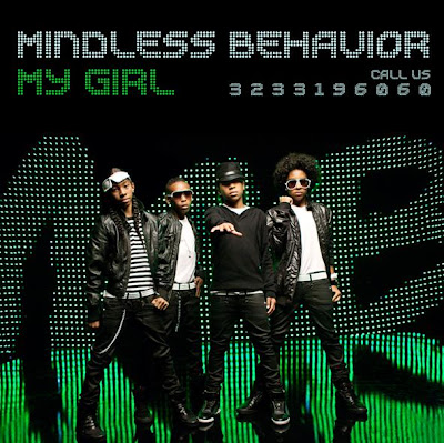 Mindless Behavior - My Girl Lyrics