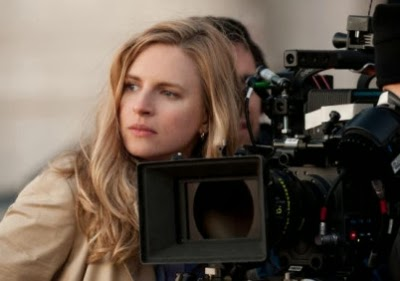 Brit Marling co-wrote and stars in THE EAST