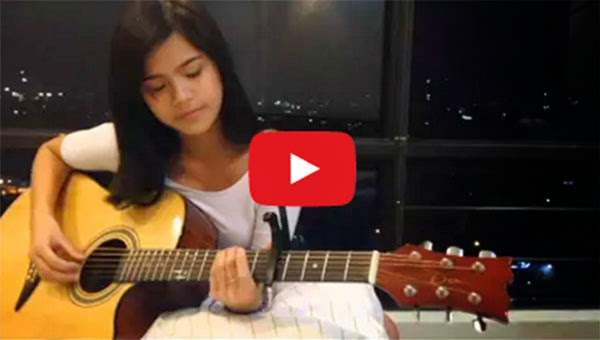 Maris Racal Covers Thinking Out Loud
