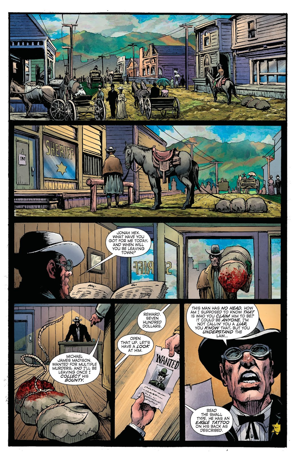 DC Meets Looney Tunes issue 3 - Page 1