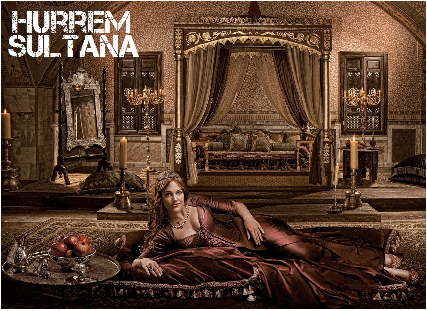 """HOLLYWOOD SPY EXTENSIVE SPOTLIGHT ON LAVISH AND LUXURIOUS 16TH CENTURY HISTORICAL SAGA """"THE MAGNIFICENT CENTURY"""" ON TURKISH SULTAN SULEIMAN AND HIS HAREM ..."""