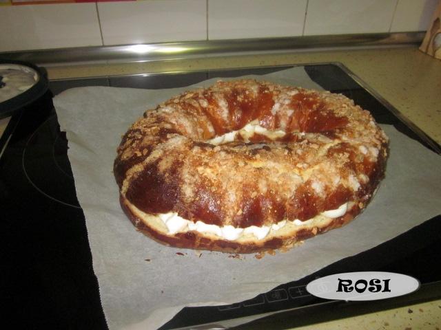 Entre cacharros de cocina rosc n de reyes thermomix for Cacharros de cocina