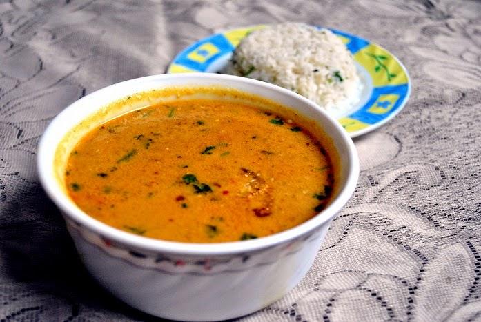 Goan Red Fish Curry