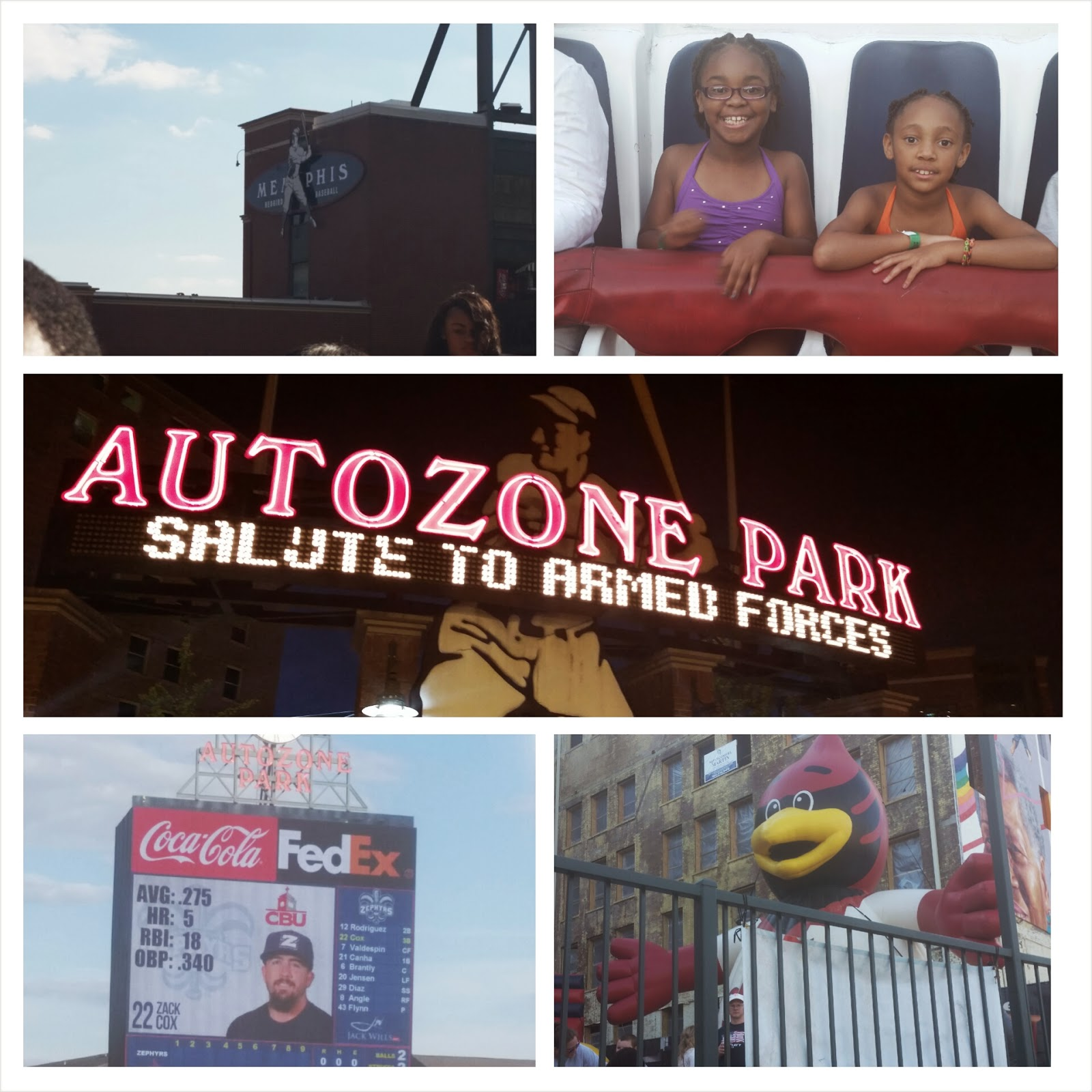 My Epic Family Road Trip Vacation! #RoadTrip #AutoZonePark via ProductReviewMom.com