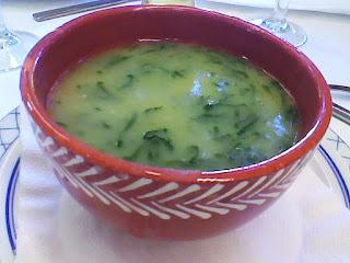 Caldo Verde Portugués