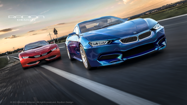 Those Of You Surely Remember The BMW M1 Supercar Because This Idea Of A  Luxury Coupe Built By BMW Agreement. It Might Be A Real Center Engine Of  The New ...