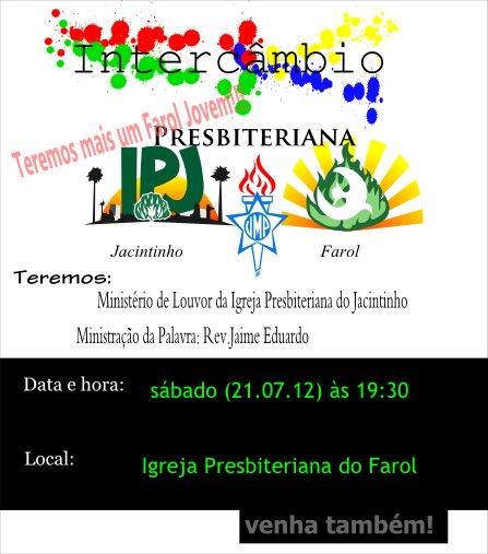 INTERCAMBIO IPJ/IPF