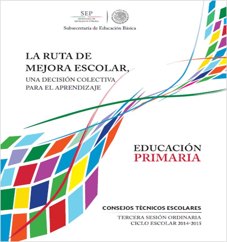Descargar Guía de la Tercera Sesión del Consejo Técnico Escolar para Primaria