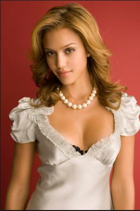 Hot Sexy Beautiful Hollywood Model and Actress Jessica Alba