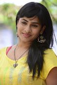 Aparna Glam pics in yellow top-thumbnail-18