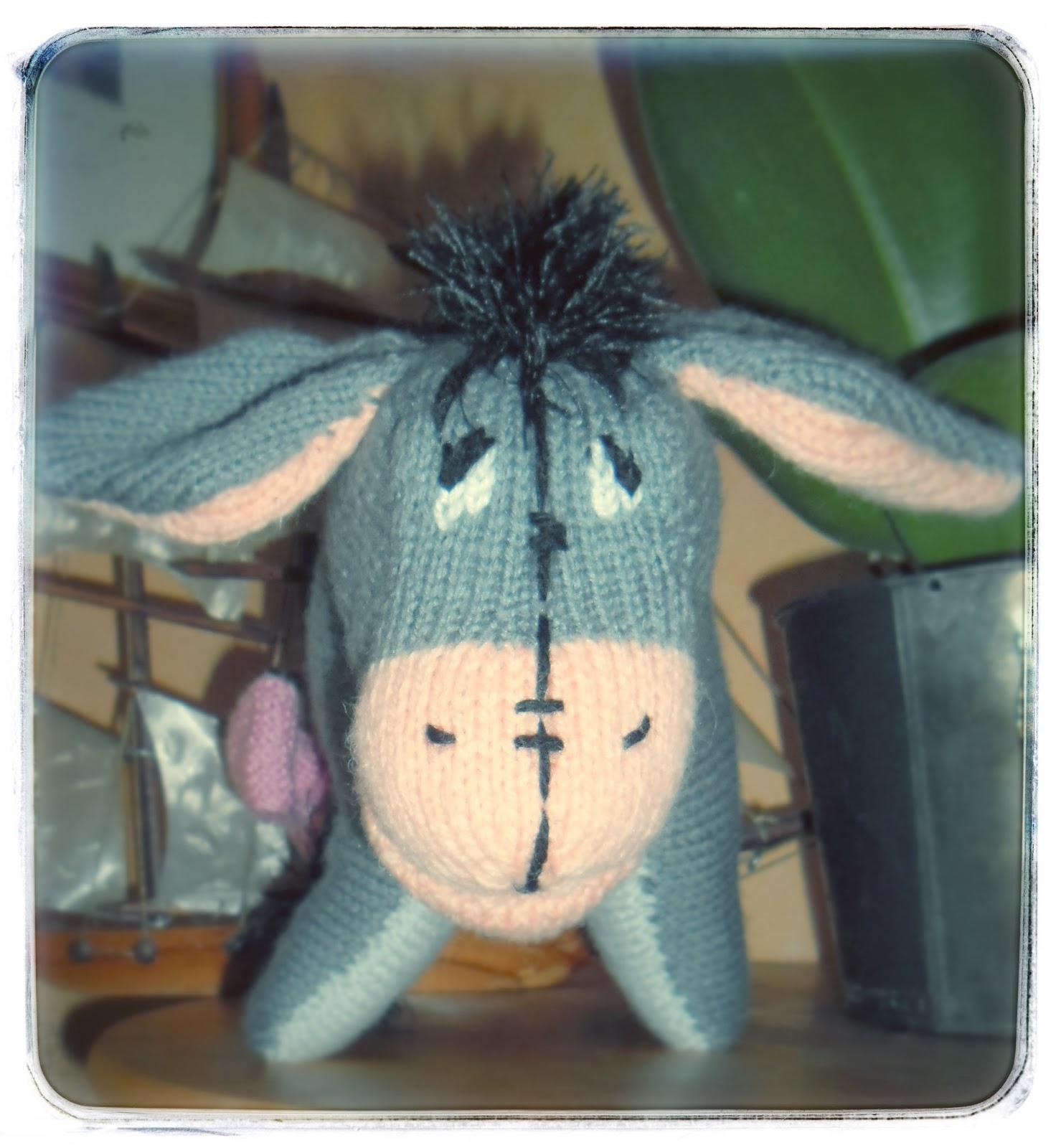 patron tricot jouet