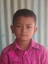 Daniel - Colombia (CO-384), Age 12