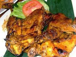 Resep Membuat Ayam Bakar Khas Padang