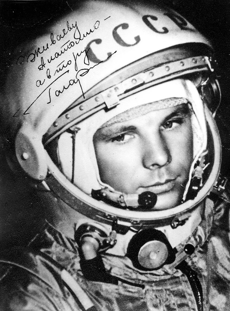 yuri gagarin russian astronaut - photo #2