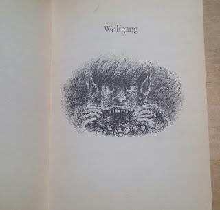 Wenn du dich gruseln willst, Unheimliche Geschichten von Angela Sommer-Bodenburg, Werwolf, Wolfgang