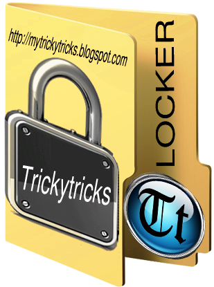 how to lock a folder, folder locker, lock a folder using notepad