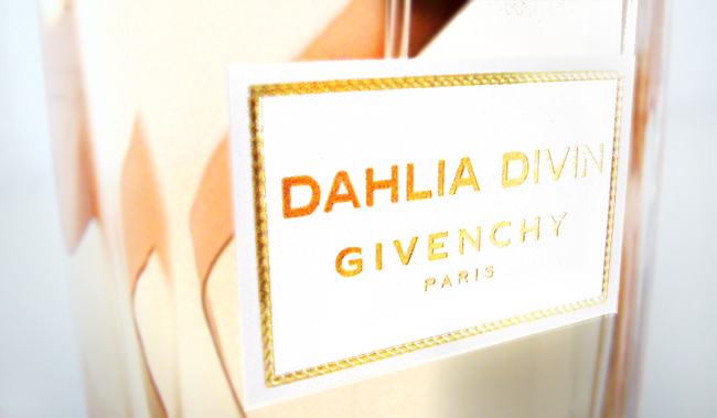 Givenchy, Dahlia Divin, Review
