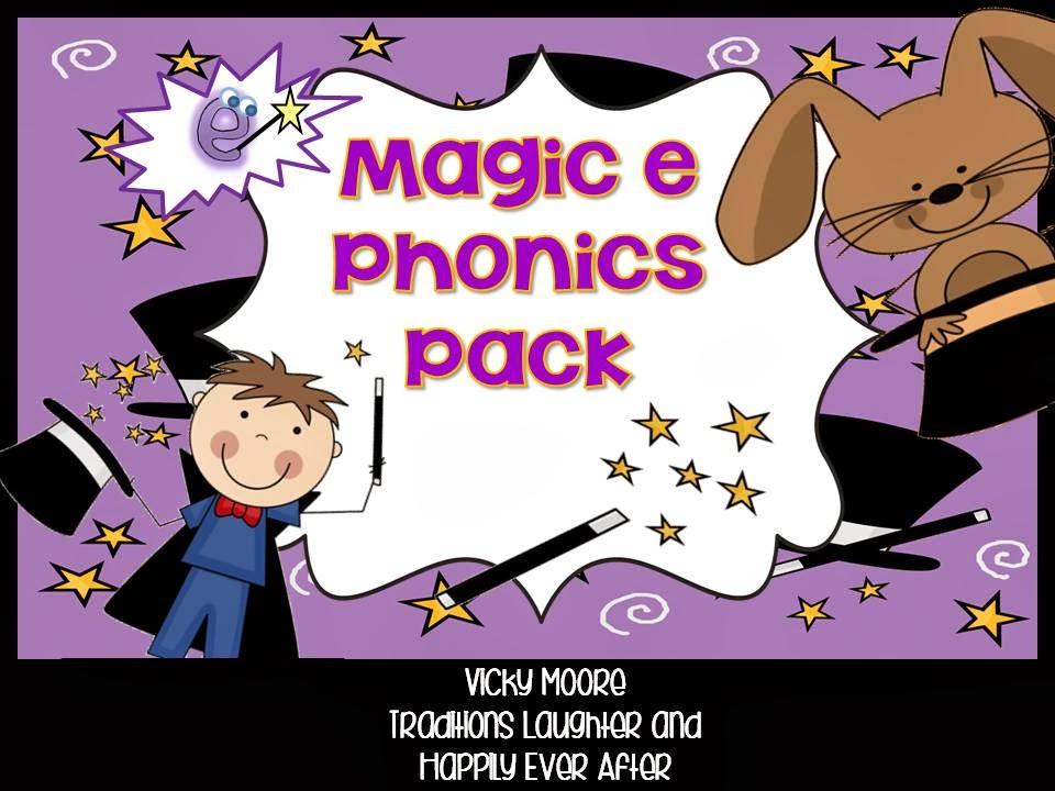 http://www.teacherspayteachers.com/Product/Magic-e-fun-packunit-teaching-magic-e--253768