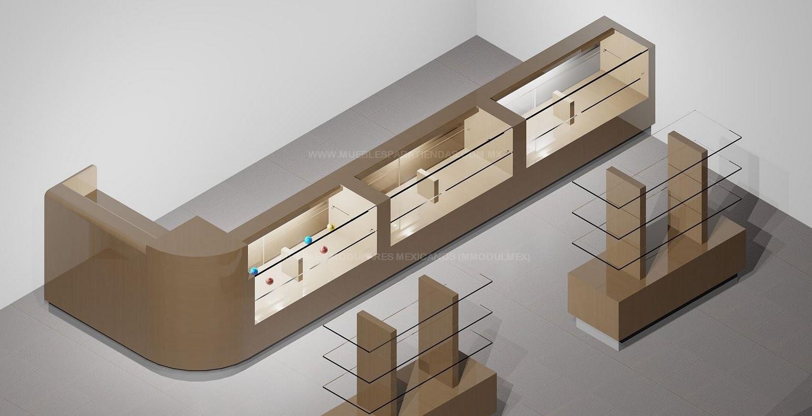Muebles de tiendas, mobiliario de oficina, Muebles de ...