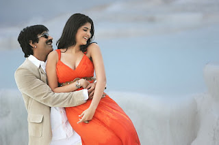 Tamil Actress Deeksha Seth Kissing Pics from Movie