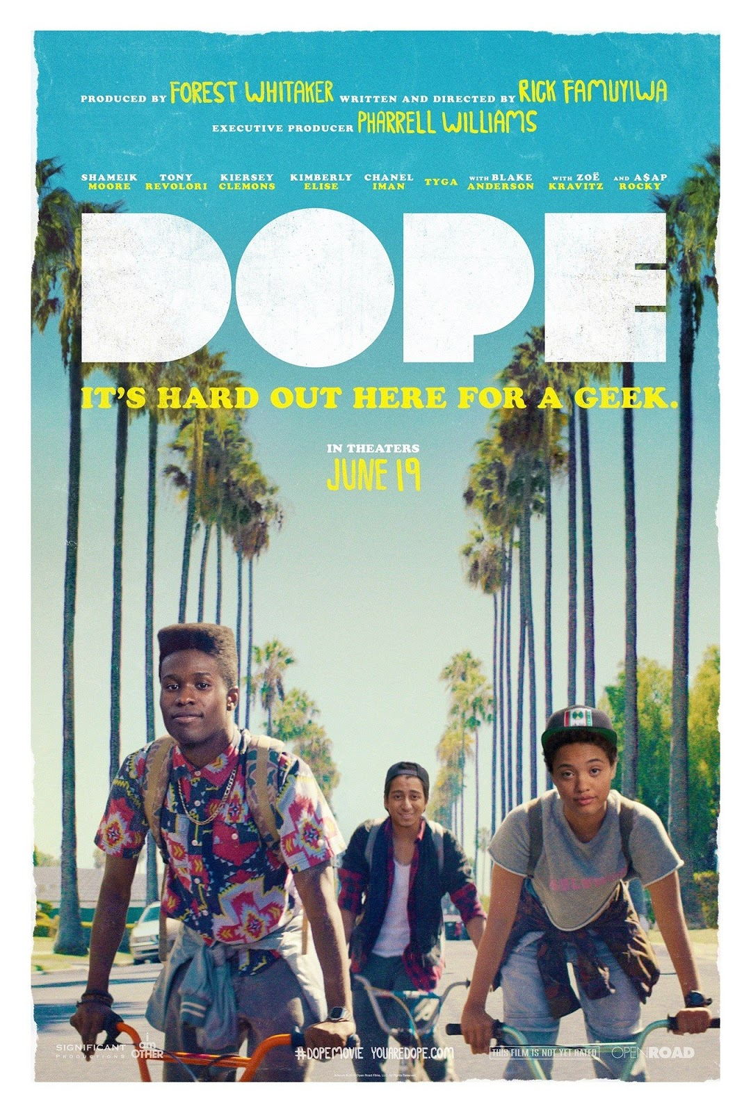 Movie Review: \'Dope\'